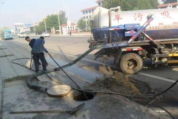 郑州管道疏通检测